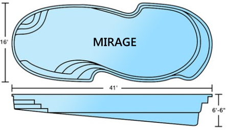 mirage shape
